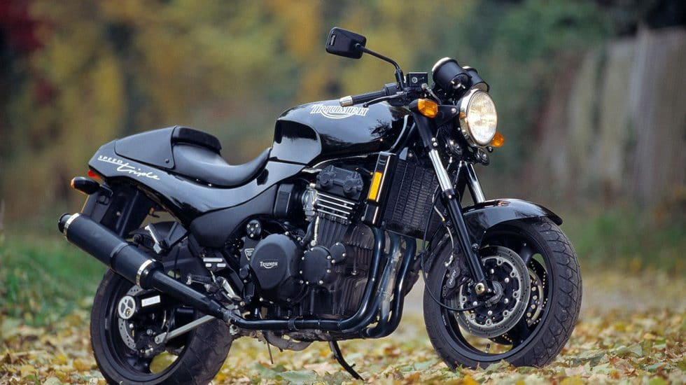 Icoon: Triumph Speed Triple