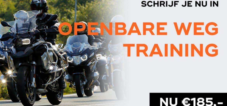 Openbare_weg_training