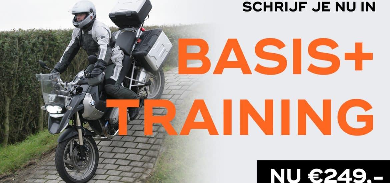 Basis+ Motor trainingen