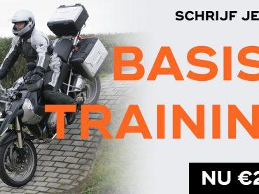 MotorNL Training Basis Plus voor gevorderden