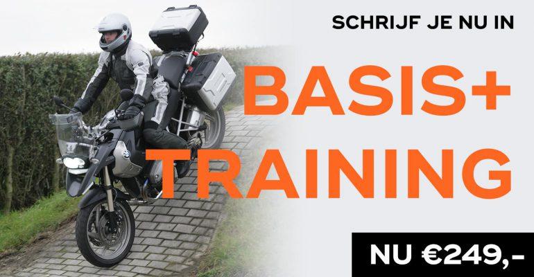 MotorNL Training Basis Plus voor gevorderden (On-Hold tot 1 juni – Mail deelnemers volgt)
