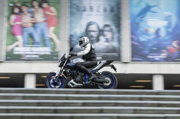 Yamaha MT-03 2017 Test