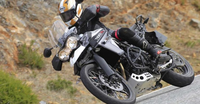 Test Triumph Tiger 800 XR/XC