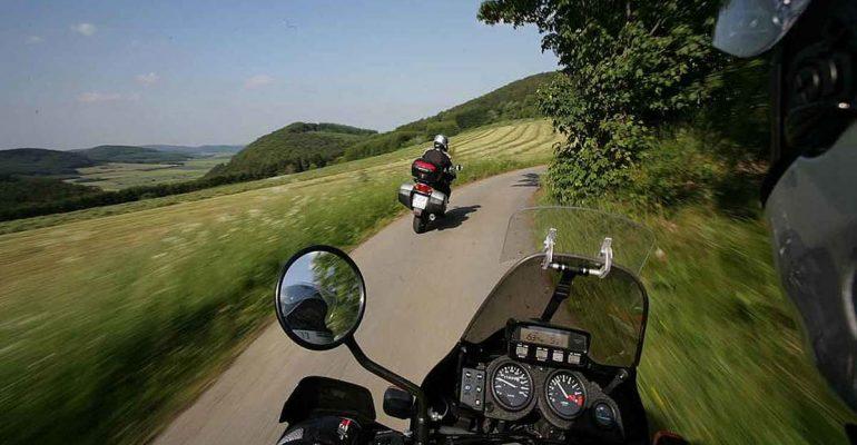 Motorreis Duitsland: Sauerland Und So Weiter | 5 t/m 8 Juli
