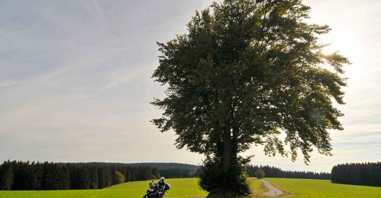 Motorreis Duitsland: Vrijheid In Het Thüringerwoud   9 – 12 Mei