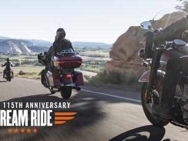 Maak een proefrit op een Harley en win een reis naar de VS