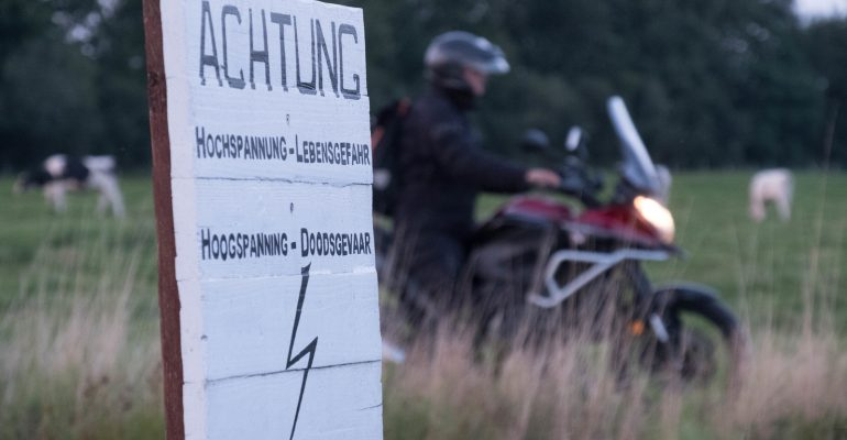 Schemerrit 2017: Spanning aan de grens