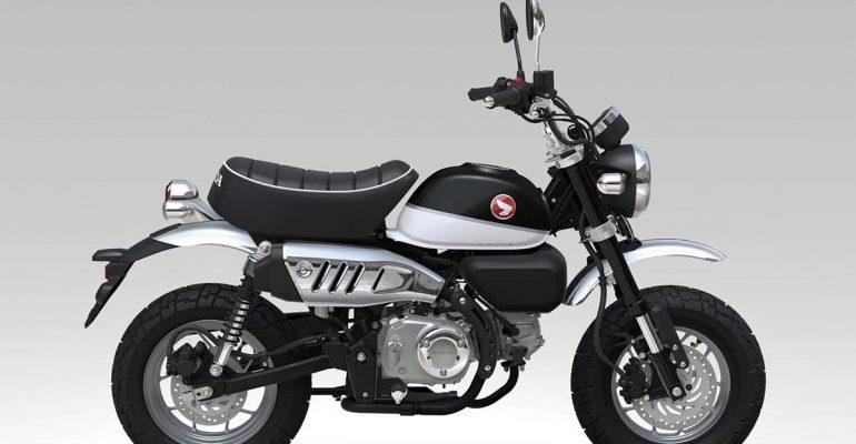 Nieuwe Honda Monkey voor 2018