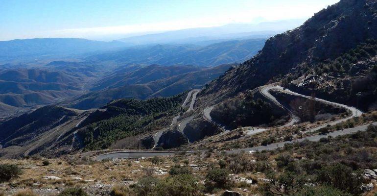 Motorreis Spanje: Winter In Andalusië | 8 – 15 November