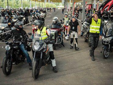 Voorrijders gezocht voor het Promotor Mega MotorTreffen