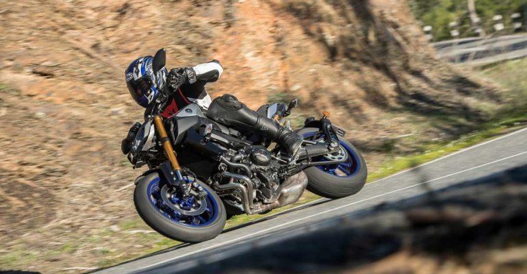 Test Yamaha MT-09 SP