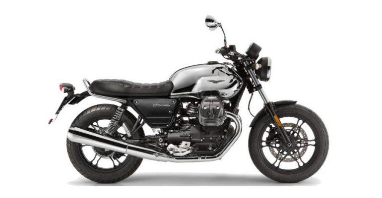 Opnieuw nieuwe Moto Guzzi: V7 III Limited