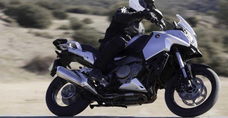 Honda VFR1200 X Crosstourer 2012 Test