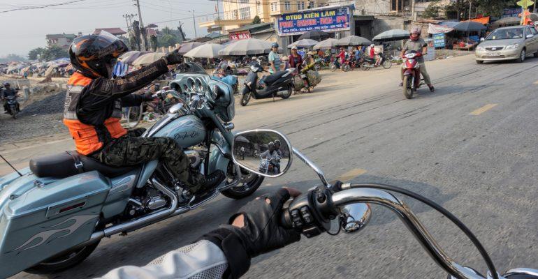Hel en hemel in Vietnam
