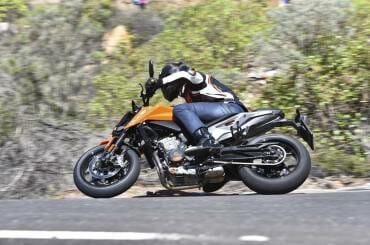 Test KTM 790 Duke