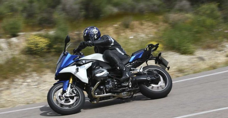 Test BMW R 1200 RS