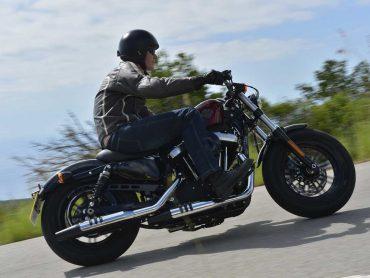 Harley-Davidson Iron 883 en Forty-Eight