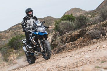 BMW R 1200 GS Rallye 2017 Test