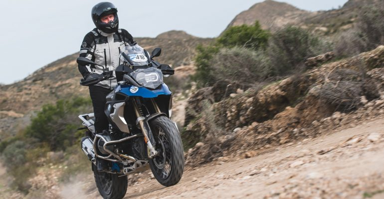 BMW R 1200 GS Rallye 2017 Test