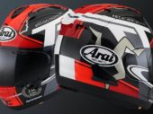 Arai RX-7V Isle of Man 2018 Limited Edition nu leverbaar