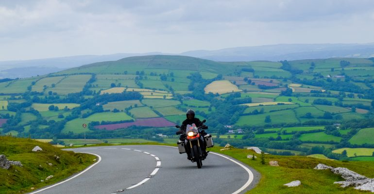 Wales: de beste wegen