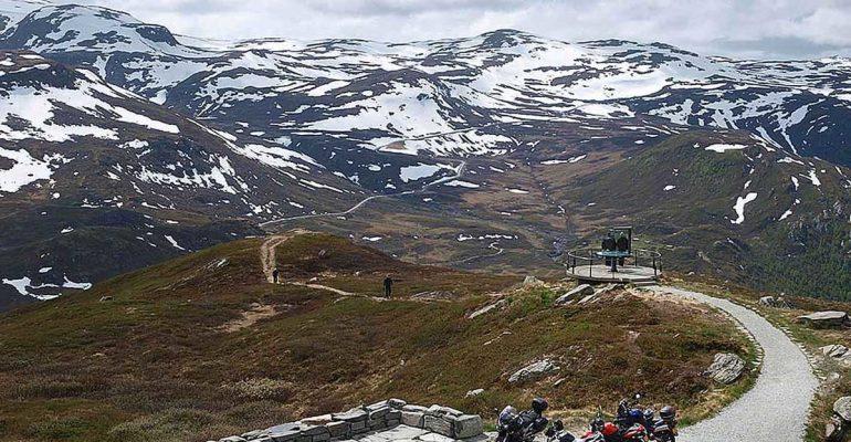 Motorreis Noorwegen: Polar Challenge   23 Juni – 6 Juli