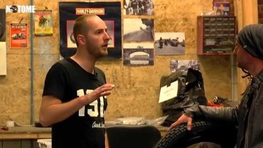 Motor Special: Numbnut Motorcycles Amsterdam – MotoMe – S1/02