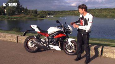 Motor Test: Triumph Street Triple R 2014 – MotoMe – S1/05