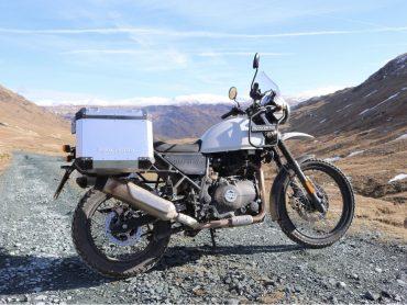 Royal Enfield ontwikkelt elektrische motorfiets