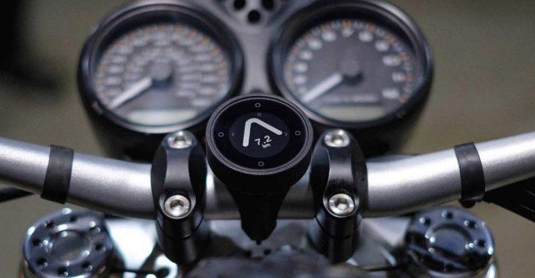 Beeline Moto: Supersimpele, minimalistische visuele motornavigatie