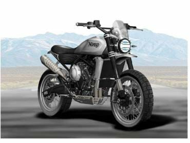 Norton Atlas 650 debuteert in november