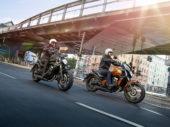 Nieuwe 2019 kleuren Kawasaki Vulcan S modellen