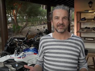 BMW R1250 GS 2019 ShiftCam Eerste test Vlog
