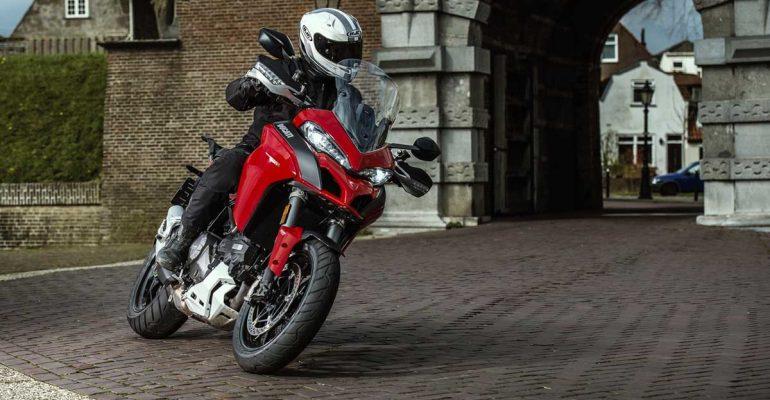 Ducati Multistrada 1260 S 2018
