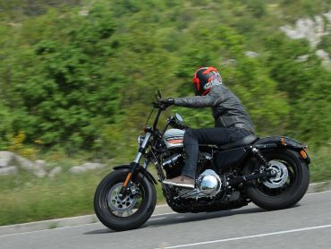 Harley-Davidson Forty-Eight Special Test
