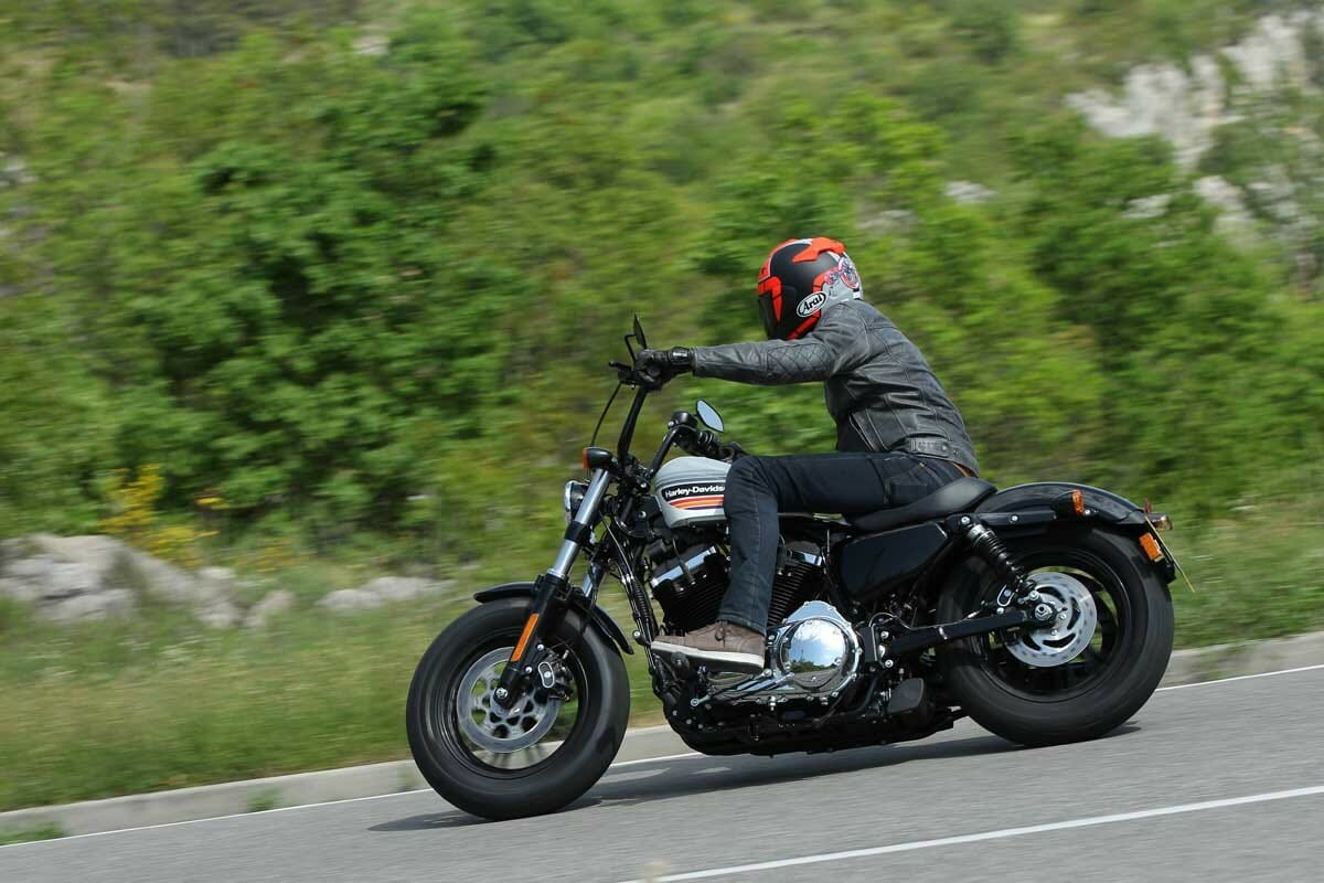 Harley Davidson Forty Eight Special Test Motor Nl