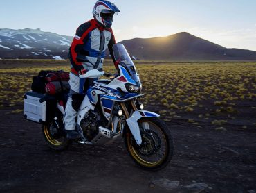 Honda introduceert intelligente Africa Twin in Kopenhagen