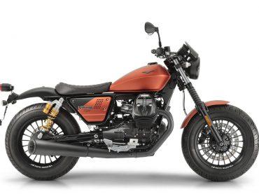 Nieuw: Moto Guzzi V9 Bobber Sport
