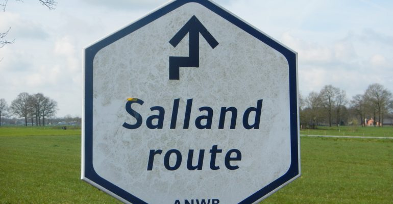 28 Salland-route