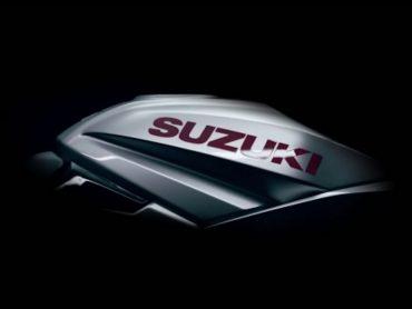 Nieuwe Suzuki Katana in de maak?
