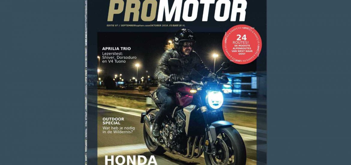 Promotor 7/18 cover