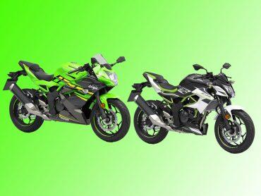 Kawasaki presenteert de nieuwe Ninja 125 en Z125