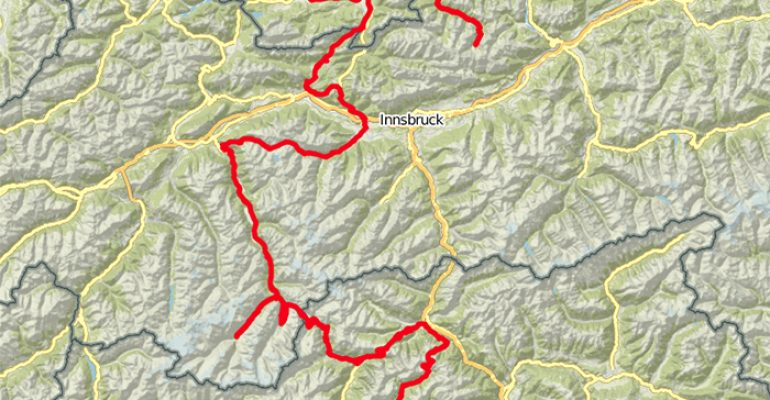 Van Oberbayern naar de Dolomieten