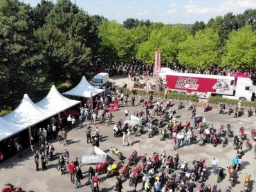 Italiaanse motoren op Ital Dag 2018