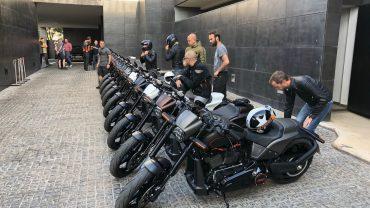 Harley-Davidson FXDR 114 2018 Eerste Test Vlog #1