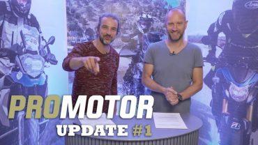 Promotor Update #1 motornieuws, motortests, reportages en meer