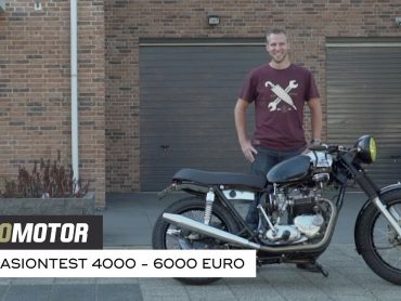 Motoren 4.000 tot 6.000 euro – Promotor occasiontest
