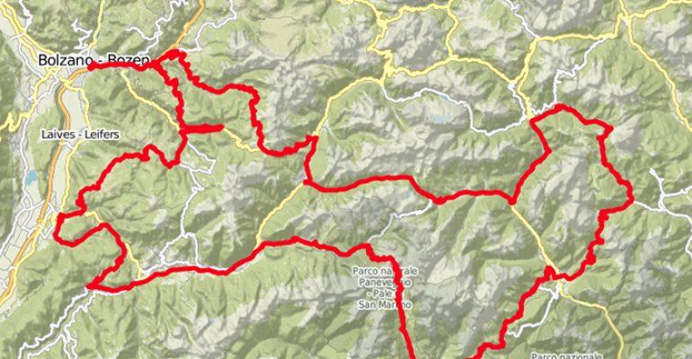 Zuidelijke Dolomieten