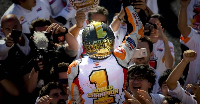 Tissot eert Marc Marquez met T-Race horloge