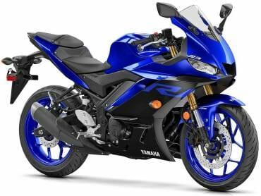 Yamaha YZF-R3 2019: Nieuw